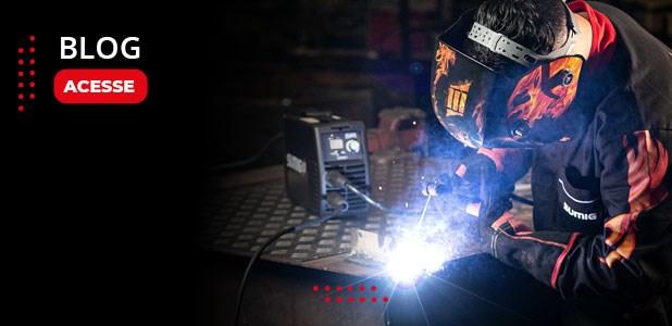 Entenda como opera o processo de solda com eletrodo revestido