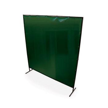 Cortina de Solda 1,74 X 1,23m Verde