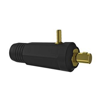 Engate Rápido Macho Tig Entrada Gás 12,8mm