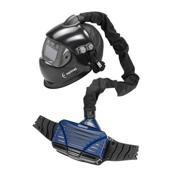 Máscara de solda automática E650 C/ Sistema respirador E3000