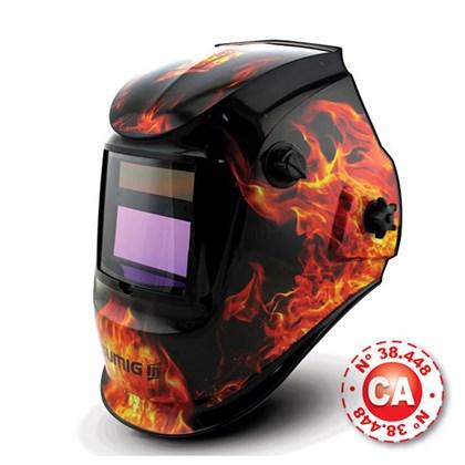 Máscara de solda automática SUMIG Fire 9 13