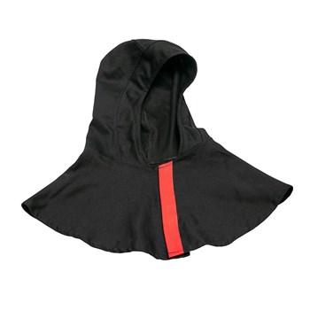 Touca de Pano Preta para Soldador SUMIG Fire Tamanho único Adulto com grafismos